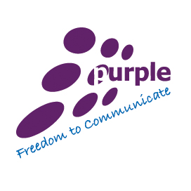 Purple - Cloud Hosted VoIP UC Solutions & Telephone Systems Logo